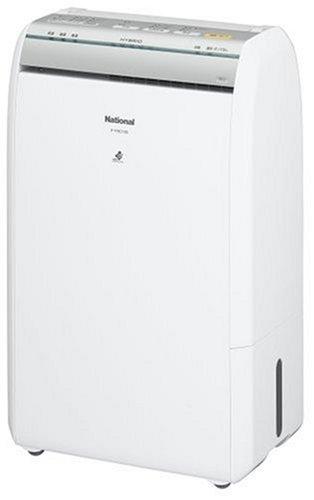 ナショナル ハイブリッド方式除湿機 F-YHC100-W ホワイト   B000NY14XA