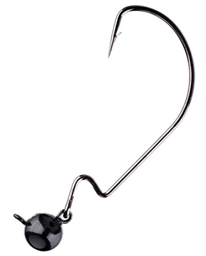 Reaction Tackle Football/Swing Jig- Black- 1/4