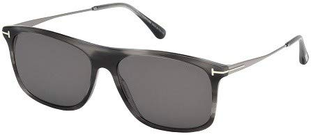 Sunglasses Tom Ford FT 0588 Max- 02 20A grey/other / smoke from Tom Ford