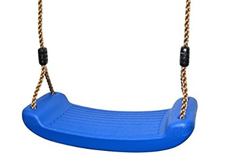 Summersdream Rigid Blue Child Swing (Set Replacement Swing Seats)