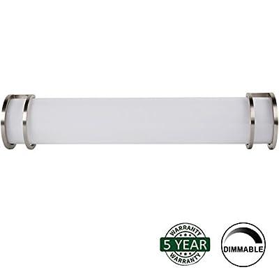 Hykolity Integrated LED Bathroom Vanity Lighting Fixture