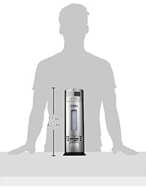 OVERSTOCK SALE!!! OION Technologies B-1000 Permanent Filter Ionic Air Purifier Pro Ionizer with UV-C Sanitizer, New