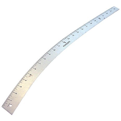 FAIRGATE Curve Stick / Hip Curve 24 Inches Long (Model No 11-124) Made in the U.S.A.