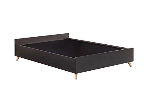 (247SHOPATHOME IDI-B1802Q Martucci Storage Bed Queen)