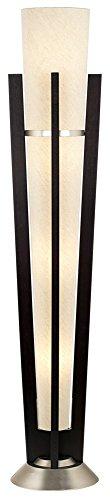 Kathy Ireland Deco Trophy Torchiere Floor Lamp Art Deco Torchiere