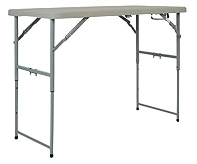 Office Star Work Smart 36 x 36 x 29-Inch Resin Multipurpose Square Table