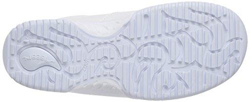 Abeba uni6 1780 S2 Küchengeeignet Stahlkappe Unisex-Erwachsene Sicherheitsschuhe Weiß (Weiß)