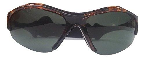 Ocean Mauricio 63mm Polarized Sport Sunglasses, Tortise - Tortise Glasses