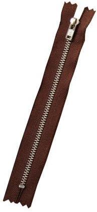 クラフト社 ファスナー30cm 焦茶N 8789-02