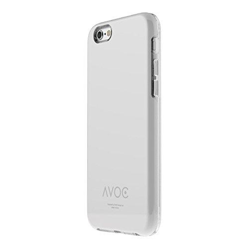 """Zenus Schutzhülle """"Solid Shell"""" in weiß für Apple iPhone 6"""
