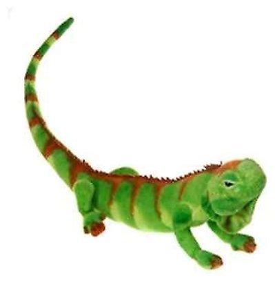 29.5 Inch Iguana Lizard Plush Stuffed Animal by All Seven -
