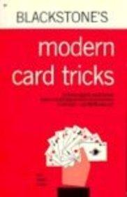 Blackstone's Modern Card Tricks, New Revised Edition