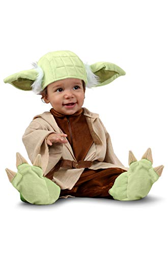 Paradise+Costumes Crochet - Princess Paradise Star Wars Classic Yoda Child's Costume,