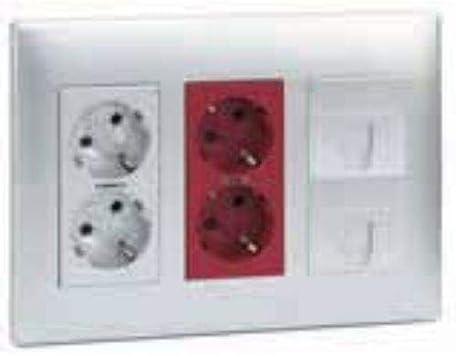Simon XSBM0322/9 - Kit Caja De Pared Empotrar Cima Pro De 3 Mód Sin Cablear: Amazon.es: Bricolaje y herramientas