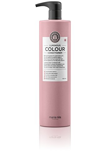 Maria Nila Luminous Colour Conditioner,1er Pack (1 x 1000 ml)