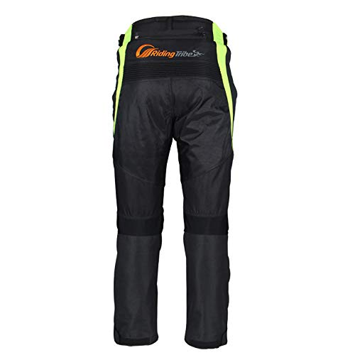 Ocamo Unisex Winter Waterproof Windproof Warm Style Motorcycle Riding Pants M by Ocamo (Image #4)