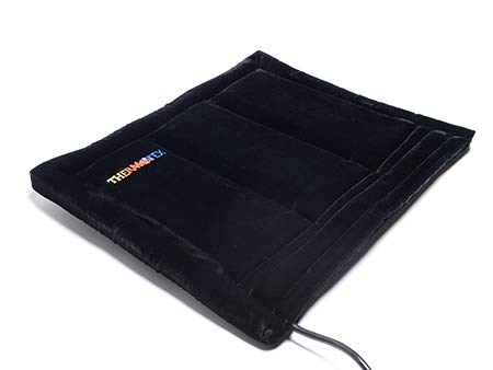 Thermotex Far Infrared Heating Pad - Platinum, All Purpose