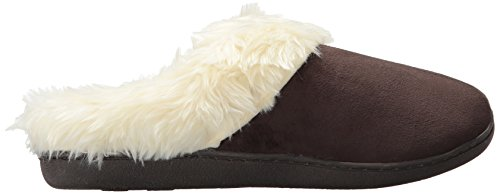 Woolrich Womens Cabin Lounger Moccasin Chocolate