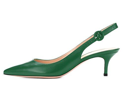 Tac Zapatos Slingback uBeauty de Zapatos qIRwYXxO