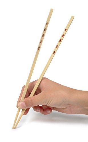 WPAN 10013 12 Pair Bamboo Chopsticks 10 5 Inch