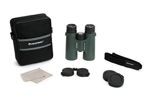 Celestron 71345 Outland X 10x42 Binocular (Green)