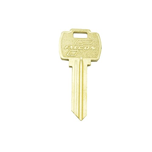 - Falcon KB577G KB577 6 Pin Key Blank G - Keyway