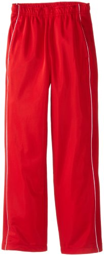 Soffe Big Boys' Warm Up Pant, Red, ()