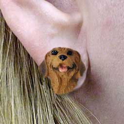 Conversation Concepts Rhodesian Ridgeback Earrings (Rhodesian Ridgeback Earrings)