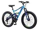 24 inch Mongoose Masher FS Bike