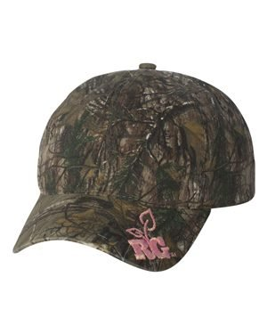 Insignia Camo - Outdoor Cap - Insignia Camo Cap - 360-Realtree Xtra Girl-Adjustable