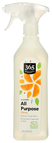 365 by Whole Foods Market, All Purpose Cleaner, Citrus, 26 Fl Oz