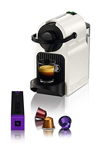 Nespresso Krups Inissia White Coffee Machine