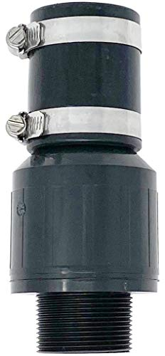 """Raybend,""""Silent"""" Sump Pump Threaded Check Valve, 1-1/2"""" NPT to 1-1/2"""" Pipe"""