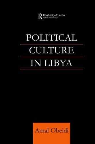 Download Political Culture in Libya Pdf