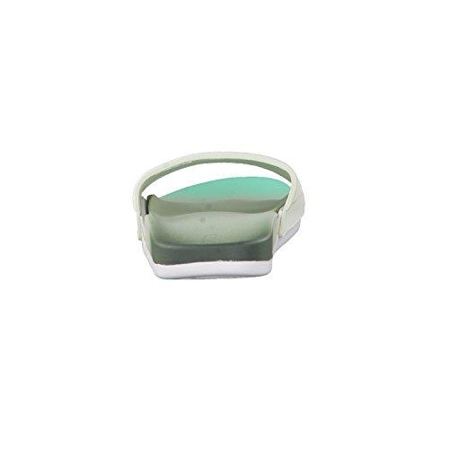 adidas Damen Badeschlappen adilette CF+ fade W Utility Ivy/Linen Green/Easy Green 43 1/3