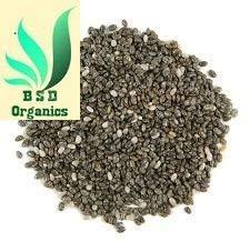 BSD Organics HerbY Chia/sabza/falooda semilla de tukmaria ...
