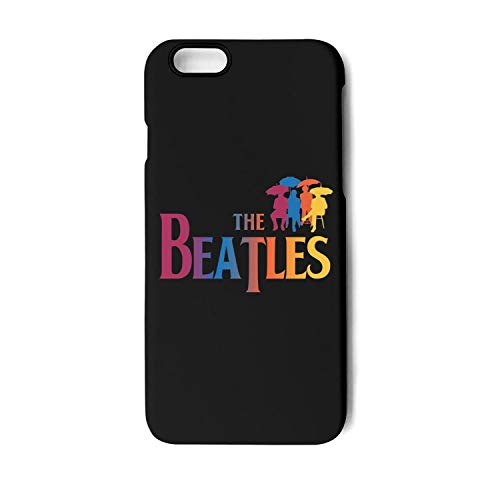Hey-ifx iPhone 6 Plus Case, iPhone 6S Plus Case The-Sign-Beatles-Rap-Rock-Pop-Music Shock Absorption Phone Cover Case Compatible with iPhone 6 Plus iPhone 6S Plus