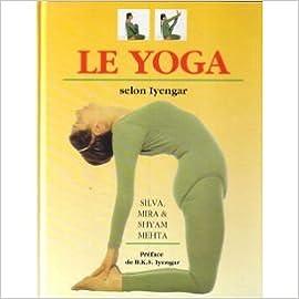 En ligne LE YOGA selon Iyengar pdf ebook