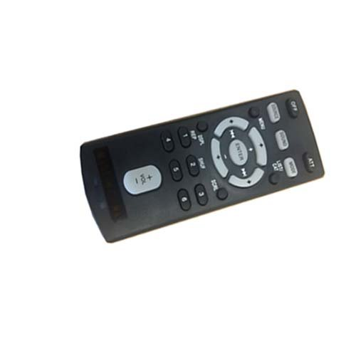 EREMOTE Easy Replacement Remote Control Suitable for Sony CDX-GT565UP CDX-HS70MW MEX-BT3900U Car CD Acc MP3 Radio Audio System Player ()