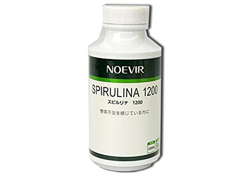 ノエビア スピルリナ1200(240g(200mg×1200粒))   B00TX6YMFQ