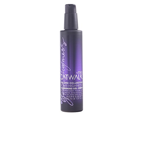 Tigi Collection Volume Catwalk (TIGI Catwalk Your Highness Thickening Gel Crème 7.27 Oz)