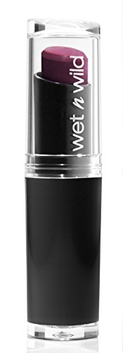 wet n wild Mega Last Lip Color, Sugar Plum Fairy, 0.11 Ounce