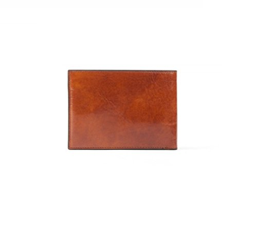 w Amber Wallet Credit Passcase Bosca Leather ID Mens Old 8RfOfq