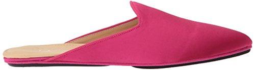 discount new arrival footlocker pictures sale online Yosi Samra Women's Vidi Mule Fuchsia Satin jt0UOg