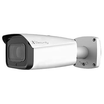 """Cámara bullet HDCVI 4K ULTRA - 1/2"""" 8 Megapixel CMOS - Lente Motorizada"""