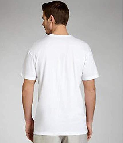 Polo Ralph Lauren Classic Crew Neck T-Shirt 3-Pack, X-Large, White (Polo Ralph Lauren Cotton Crewneck)