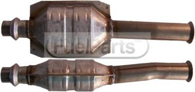 Fuel Parts AS28725 Catalytic Converter Fuel Parts UK