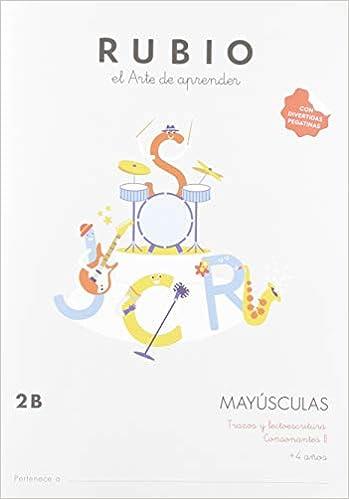 Mayúsculas RUBIO 2B: 3: Amazon.es: ENRIQUE RUBIO POLO, SLU: Libros