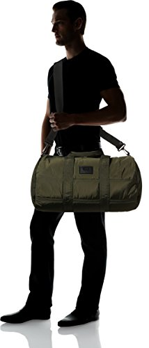 BOSS Orange - Bomber_holdall 10199208 01, Bolsos maletín Hombre, Grün (Dark Green), 27x27x50 cm (B x H T)