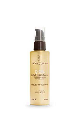 Andre Walker Hair, Official Gold System Store, Q Oil Quench Oil, 3.3 fluid - Q Stores